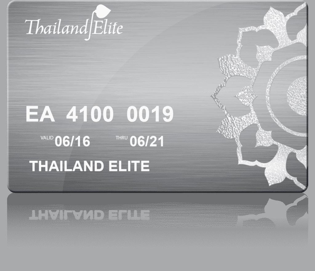 thailand elite residence program