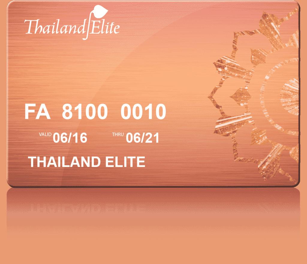 thailand elite visa review
