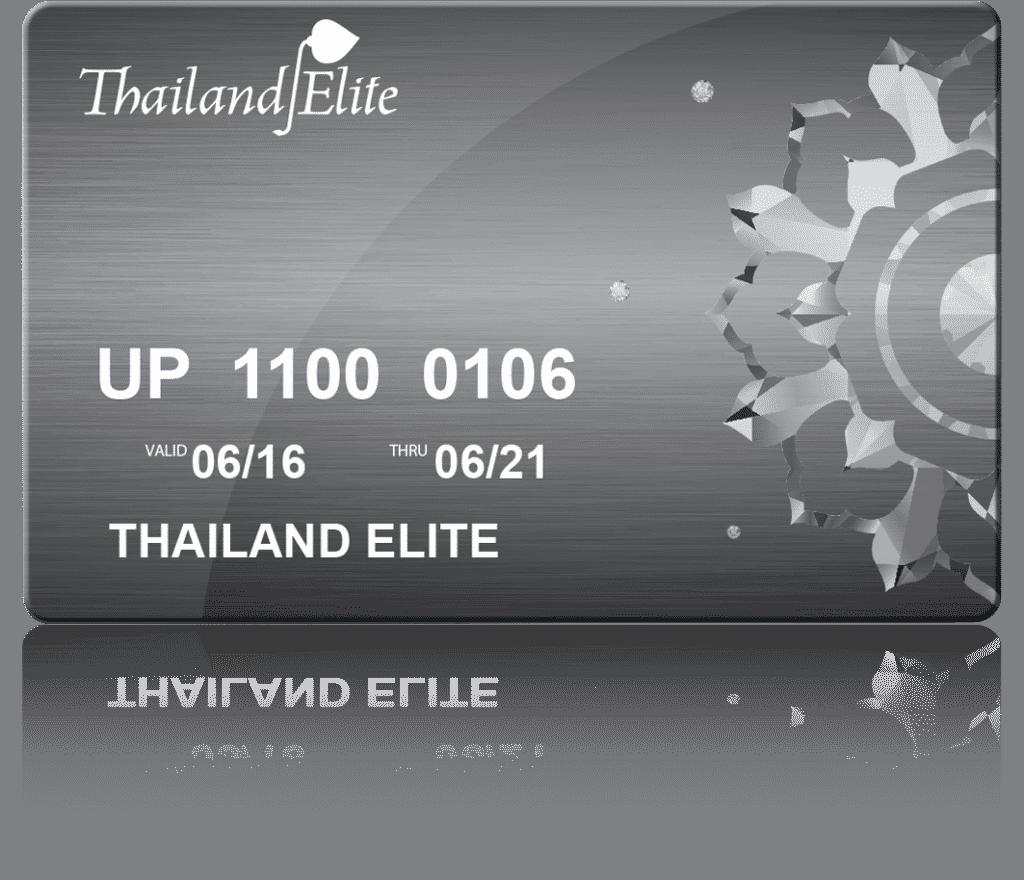 elite card thailand